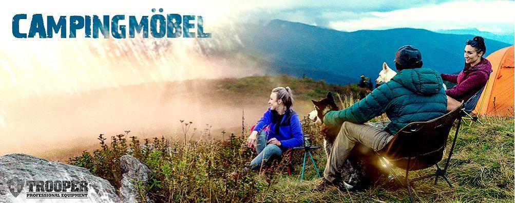 Campingmöbel - online beim Schweizer Outdoor-Spezialisten