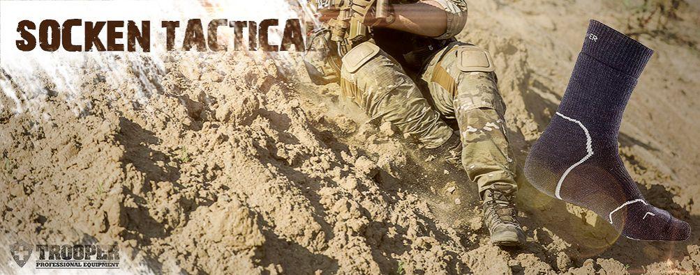 Socken für den taktischen Einsatz - online bestellen