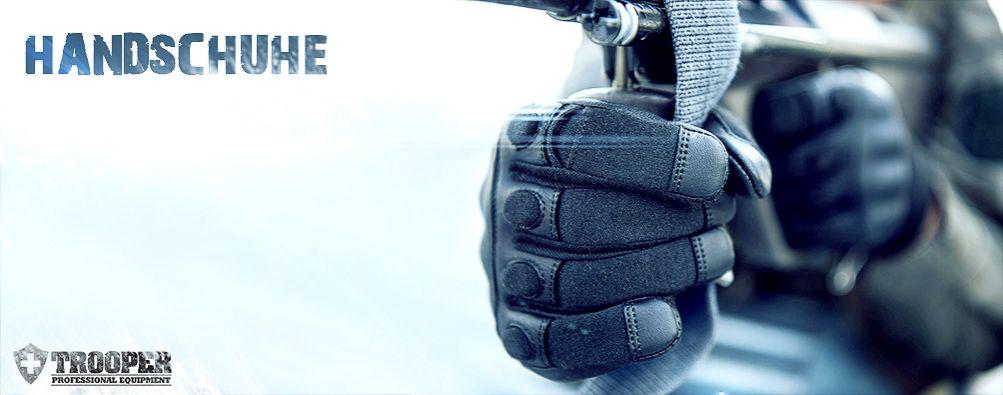 Handschuhe für den taktischen Einsatz
