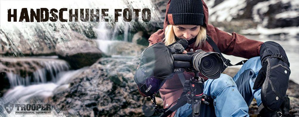 Fotografen-Handschuhe: Vallerret - online bei TROOPER