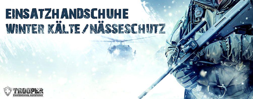 Einsatzhandschuhe Winter/Kälte/Nässe