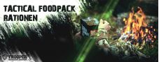 Tactical Foodpack Rationen