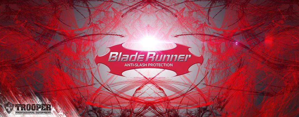 Schnittschutz Kleidung - Schutz vor Messer - Bladerunner - online bei TROOPER