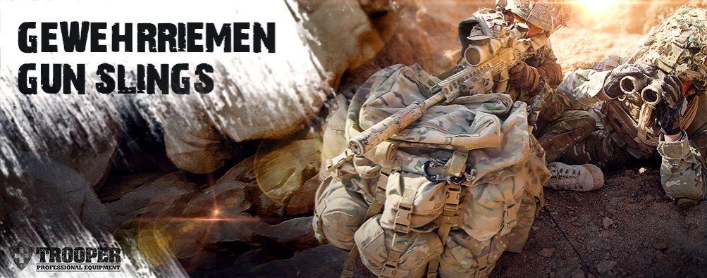 Gewehrriemen Gun Sling von Warrior AS online bei TROOPER kaufen