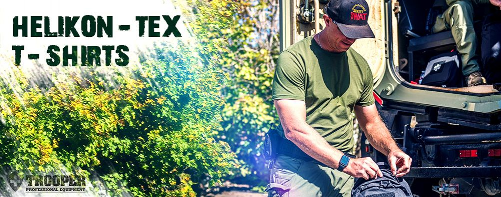 Helikon-Tex T-Shirts - Shirts für taktische Kleidung