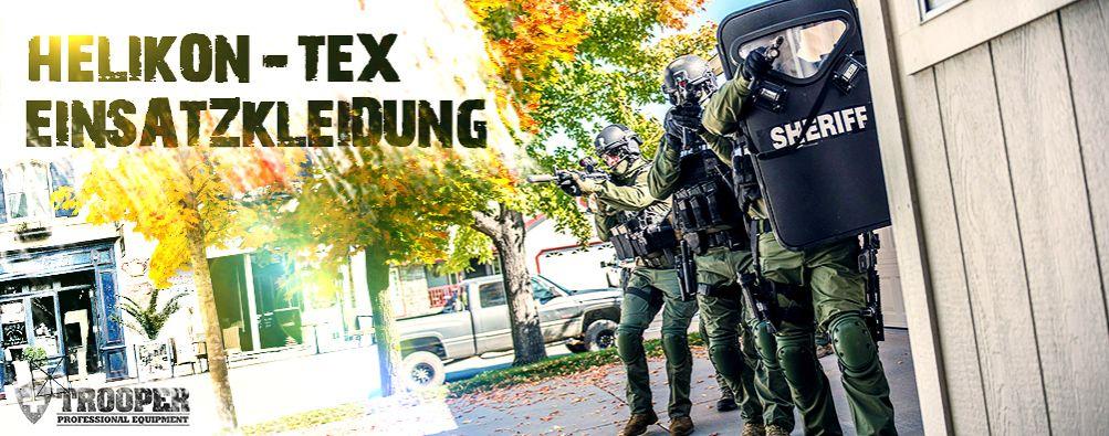 Taktische Einsatzkleidung von HELIKON-TEX