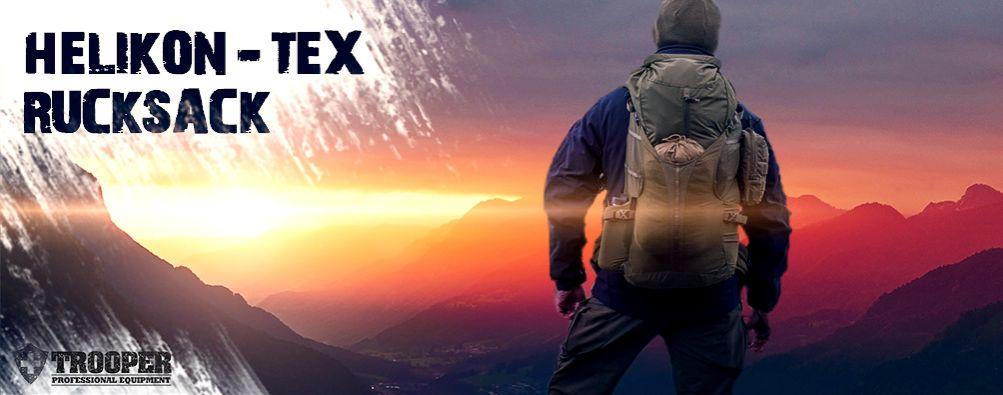 Rucksack von Helikon-Tex für taktische Abenteuer
