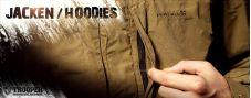 Jacken / Hoodies